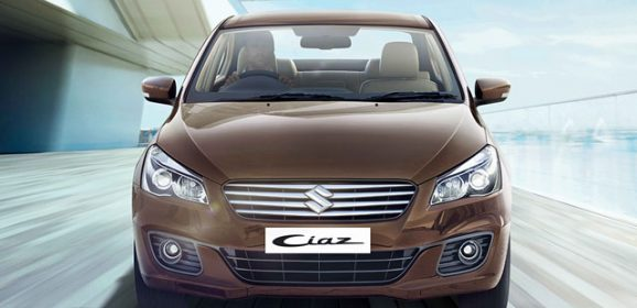 All New Maruti Ciaz Cars to be sold through NEXA Showrooms