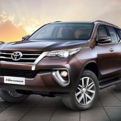 All New Toyota Fortuner launched in India