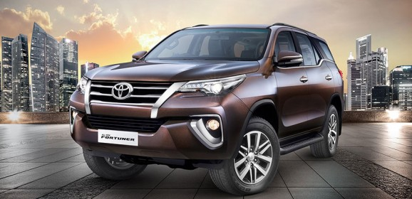 New 2017 Toyota Fortuner Waiting Period Increased to 2 Months