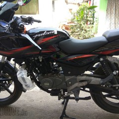 Bajaj launches the new Pulsar 220F with BS4 engine