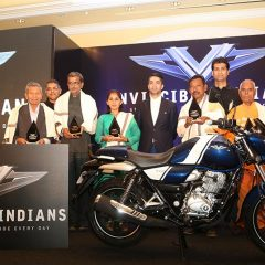Bajaj V launches Invincible Indians