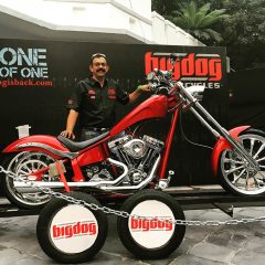 Big Dog Motorcycles announces its Entry in India