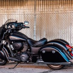 Indian Motorcycle introduces Chieftain Dark Horse Long distance Cruiser Bike