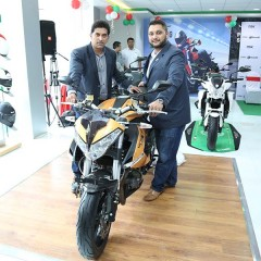 DSK Benelli increases its footprint with 21 showrooms PAN India