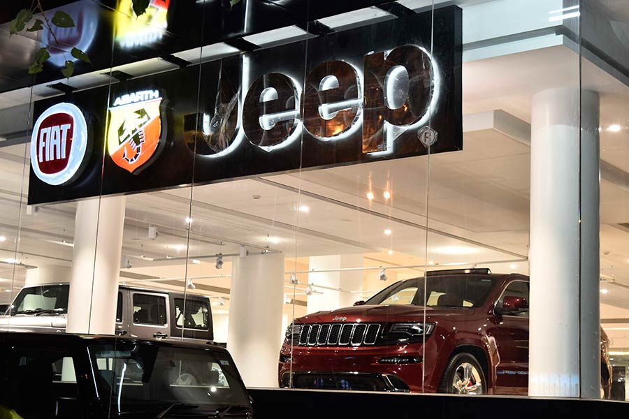 Fiat Jeep New Destination Stores opened across India