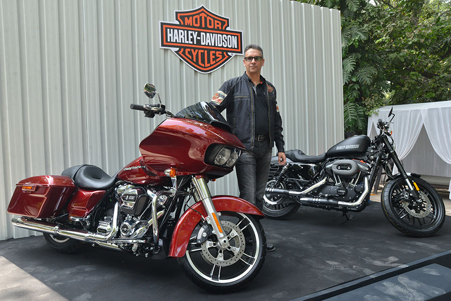 Harley Davidson 2017 Line-up launched in India