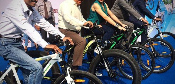 Hero Cycles Launches Lectro Brand in India