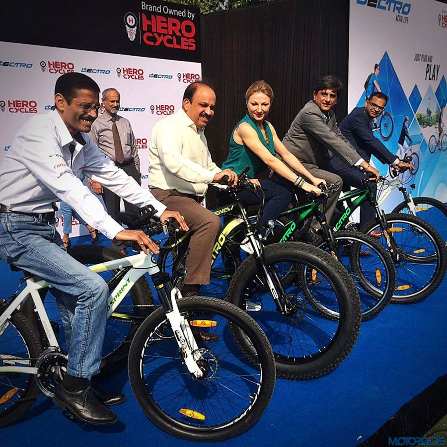 Hero Cycles Lectro India