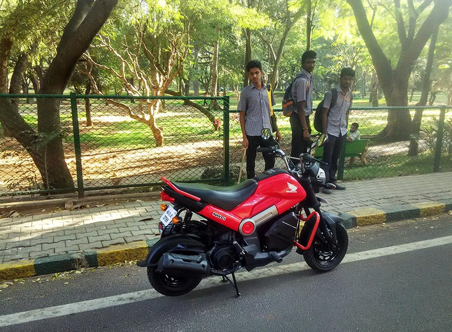 honda-navi-patriot red