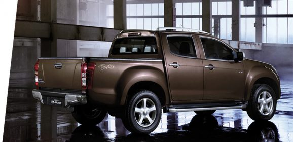 Now Buy ISUZU D-MAX without Paying Motor Vehicle Tax in Andhra Pradesh