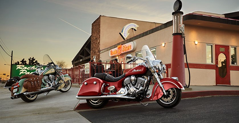 Indian Springfield by Indian Motorcycles