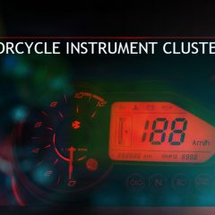 List of Motorcycle Instrument Clusters in India (200cc and above)