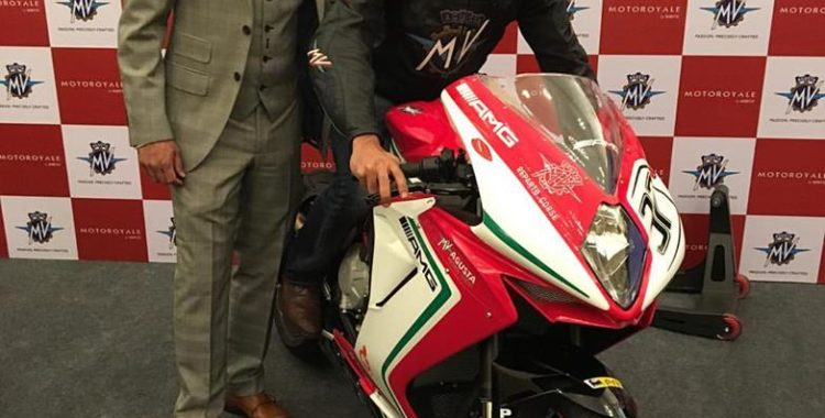 Limited Edition MV Agusta F3