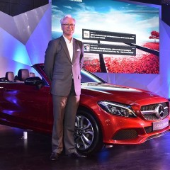Mercedes-Benz launches C-Class Cabriolet and S-Class Cabriolet in India