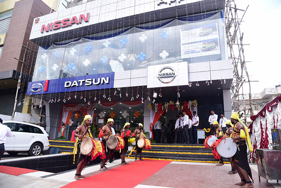 Nissan Datsun Dealership