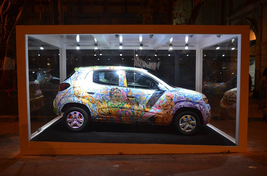 renault-kwid-art-car