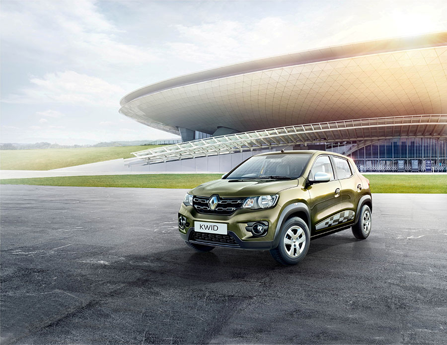 Renault Kwid AMT Photo