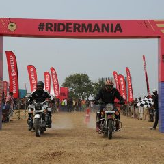 Royal Enfield Rider Mania 2016 concludes at Goa