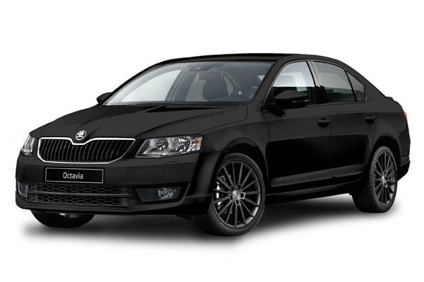 Skoda Octavia Black Edition Launch