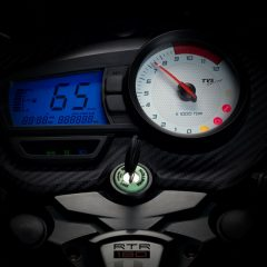 List of Motorcycle Instrument clusters (150-200cc)