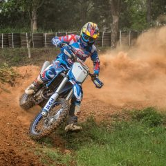 Strong Performance By TVS Racing at International Supercross Championship 2016