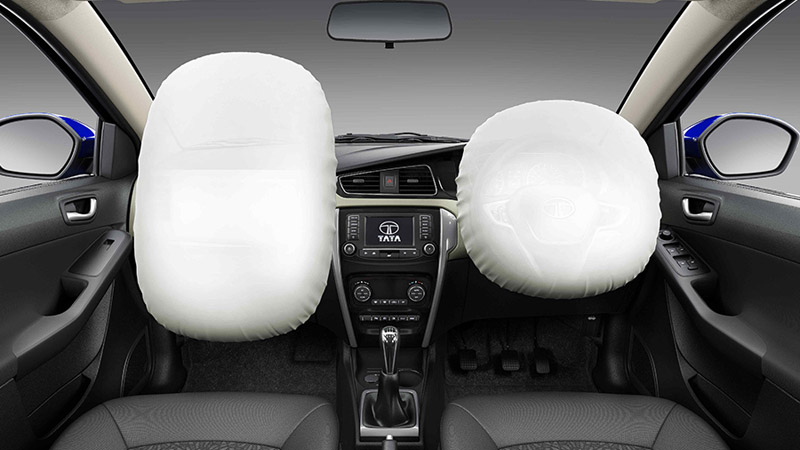 Tata Zest Front Airbag