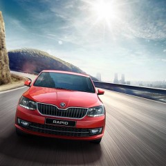 New Skoda Rapid launched in India at INR 8.34 Lakhs