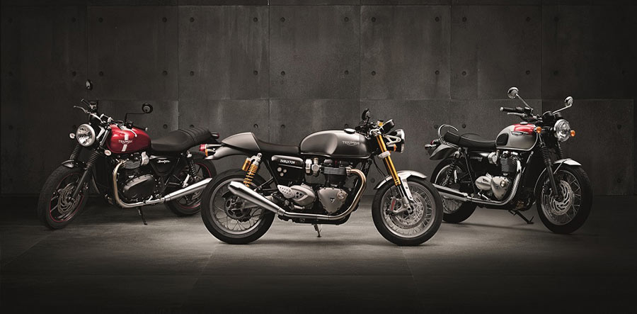 Triumph Bonneville D Series Photo