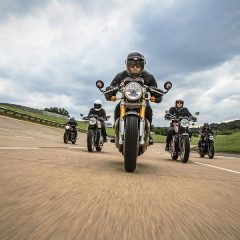 Triumph Motorcycles completes 3 years in India