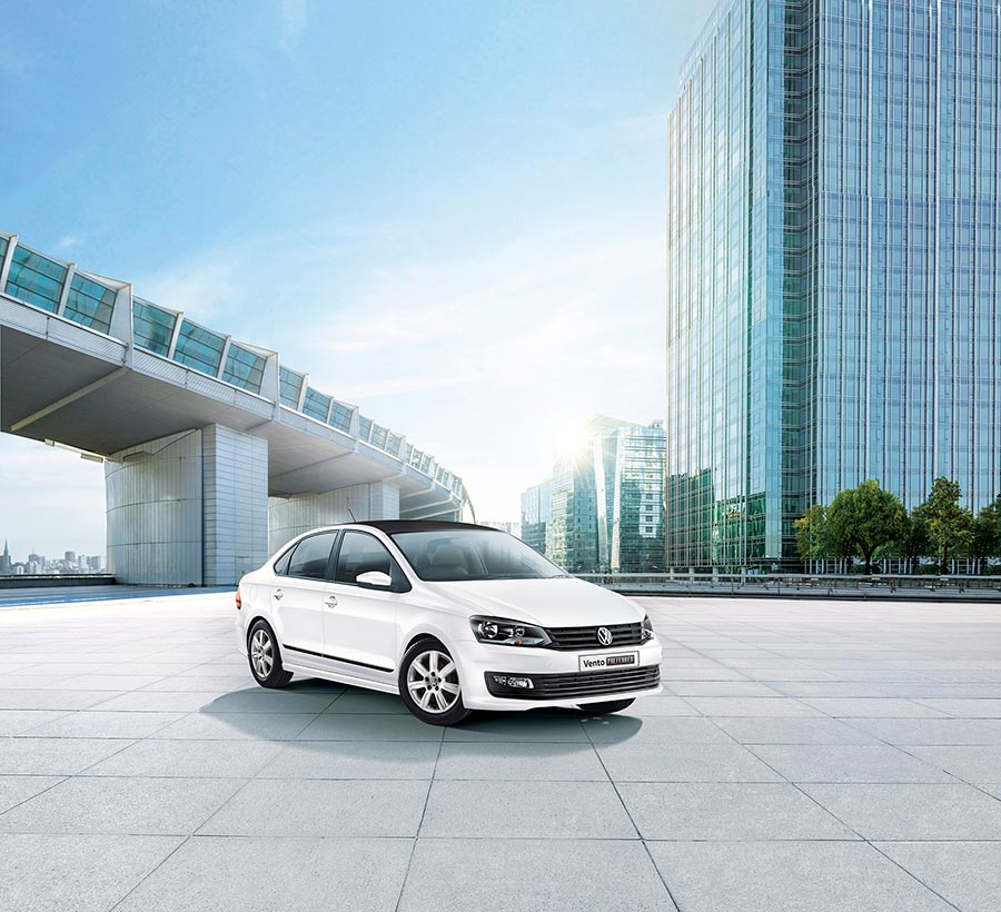 Volkswagen Vento Preferred Edition with new features