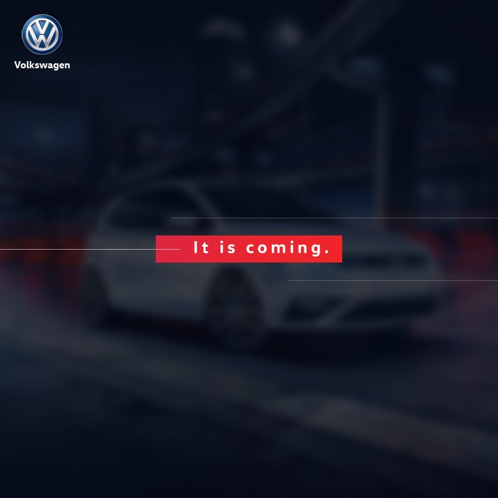 Volkswagen Polo GTI Photo Teaser