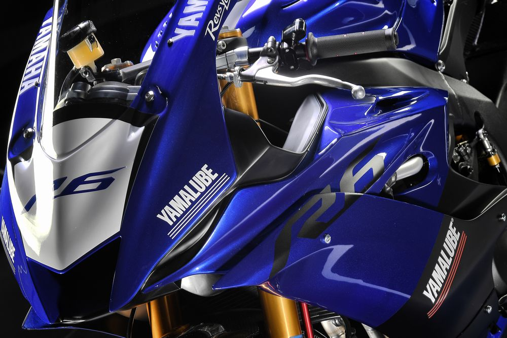 Yamaha R6 Photos Headlight