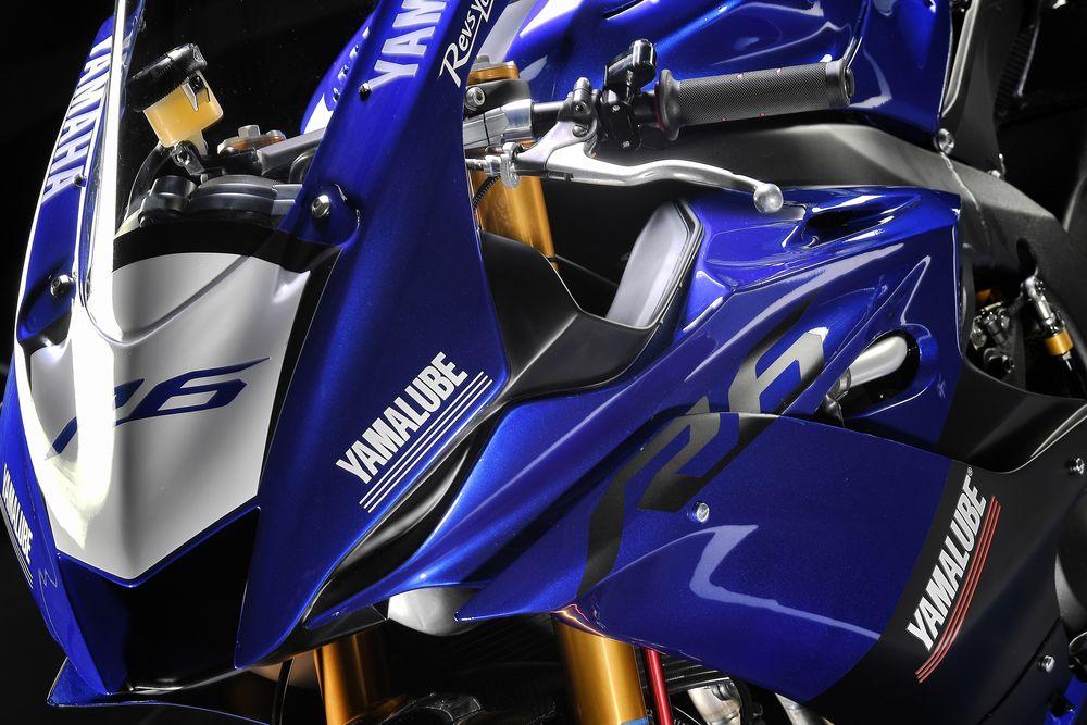Yamaha R6 Photos Headlight