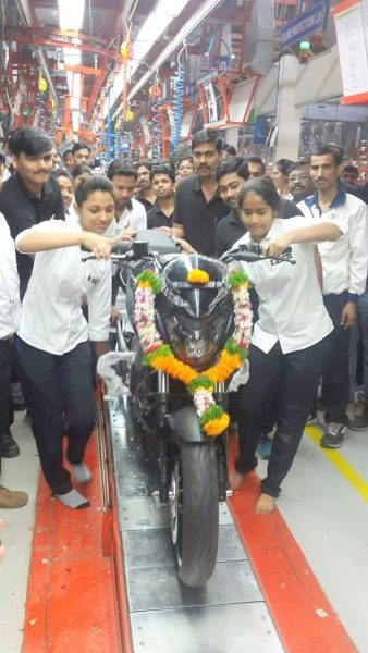 bajaj-dominar-400-production-starts