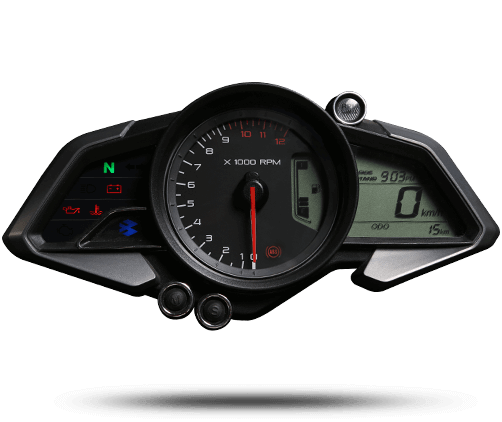 Bajaj Pulsar AS150 Instrument Cluster