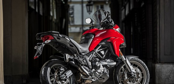 Ducati Multistrada 950 unveiled at EICMA 2016