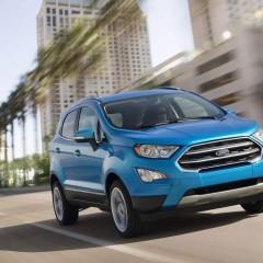 2017 Ford EcoSport Revealed