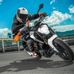 KTM Duke 250 makes its Debut