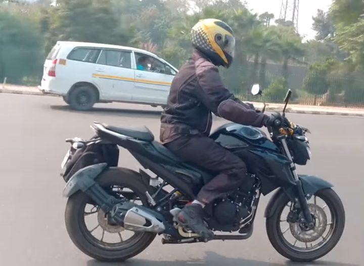 New Yamaha FZ 200cc