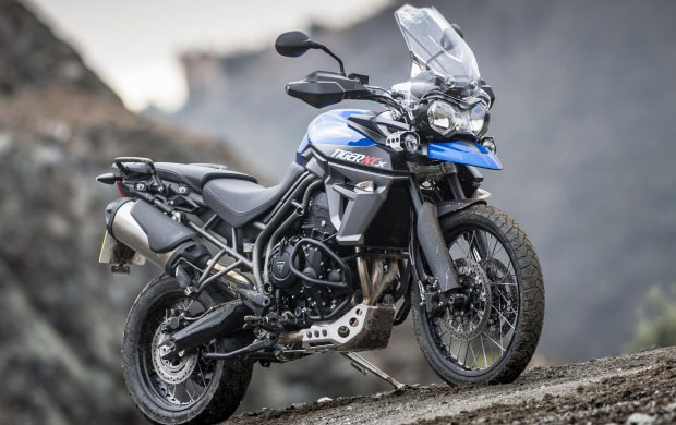 Triumph Tiger 800 Photo
