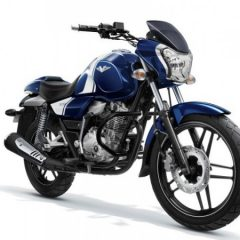 Bajaj V 125cc Motorcycle launched in India