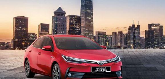 2017 Toyota Corolla Altis to launch soon