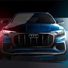 Audi Q8 concept premieres in Detroit