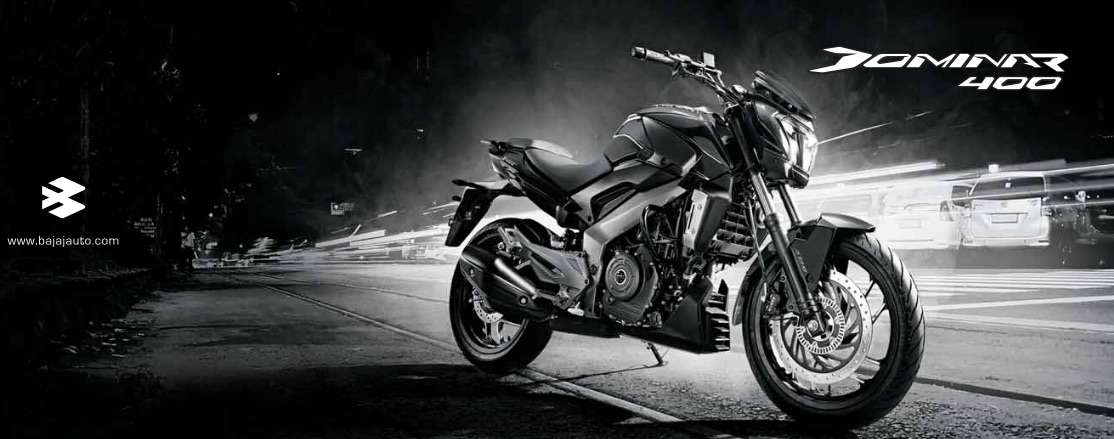 Just Launched Bajaj Dominar 400