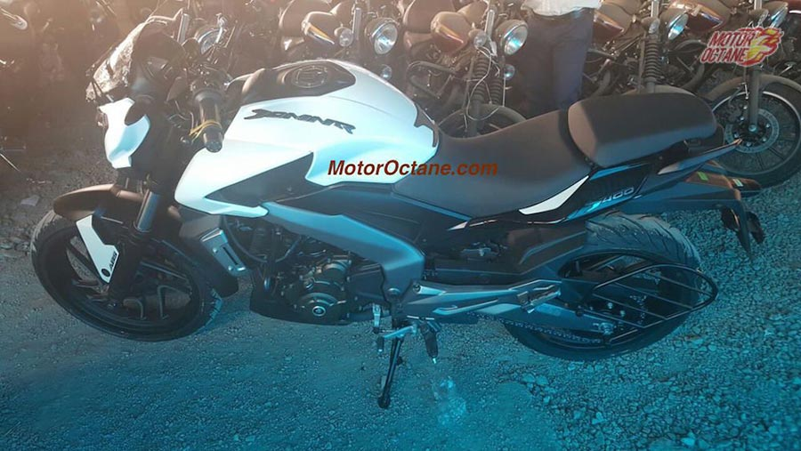 Bajaj Dominar 400 Production Version Photos