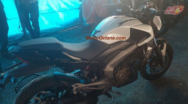Bajaj Dominar 400 Sideview
