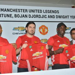 Chevrolet hosts Manchester United fan party #ILOVEUNITED at Dulichand Motors