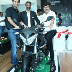 DSK Benelli announces the launch of its first showroom in Vijayawada