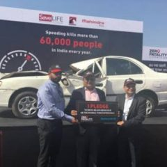 Mahindra and SaveLIFE campaigns to Educate about Dangers of Speeding