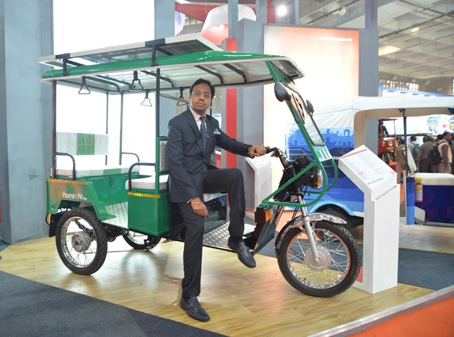E-Rickshaw from Lohia Auto